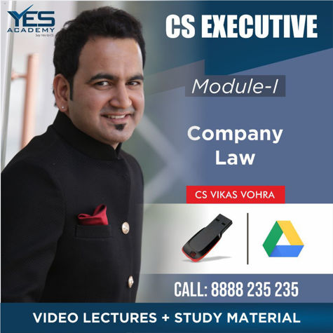 Picture of CS Executive - Company Law