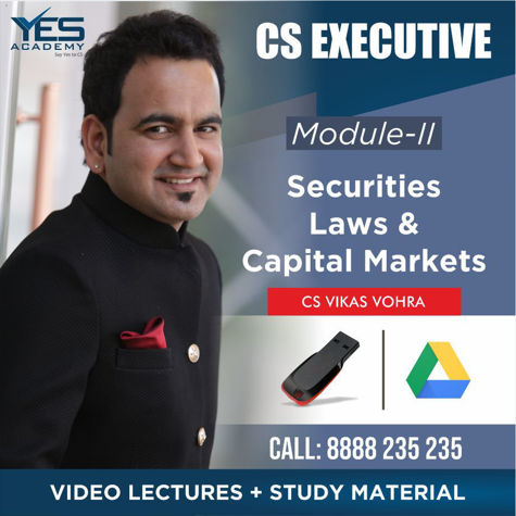Picture of CS Executive - Securities Laws  & Capital Markets