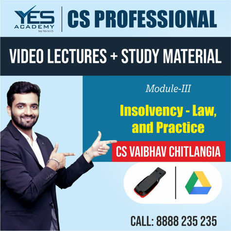Picture of CS Professional - Insolvency Laws & Practice