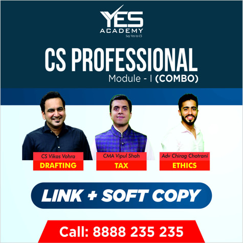 Picture of CS Professional - Module 1 COMBO